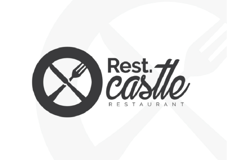 Free Restaurant Guest House Logo