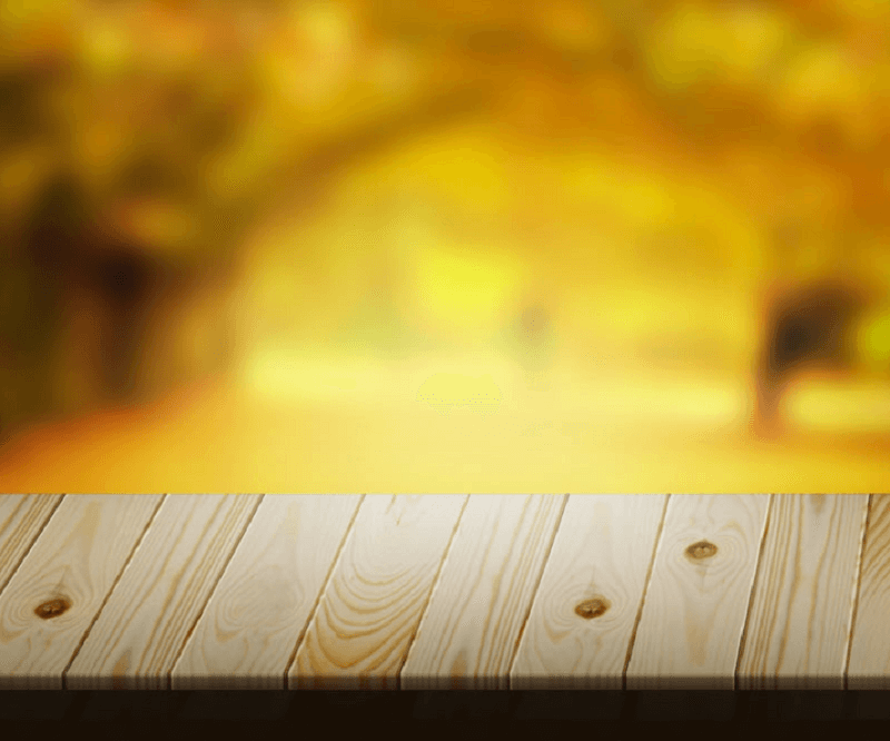 Free Wooden Dock Forest Background PSD