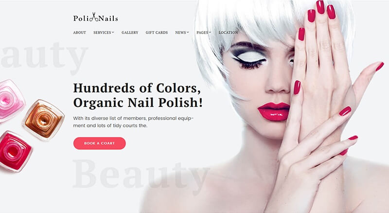 Beauty WordPress Themes