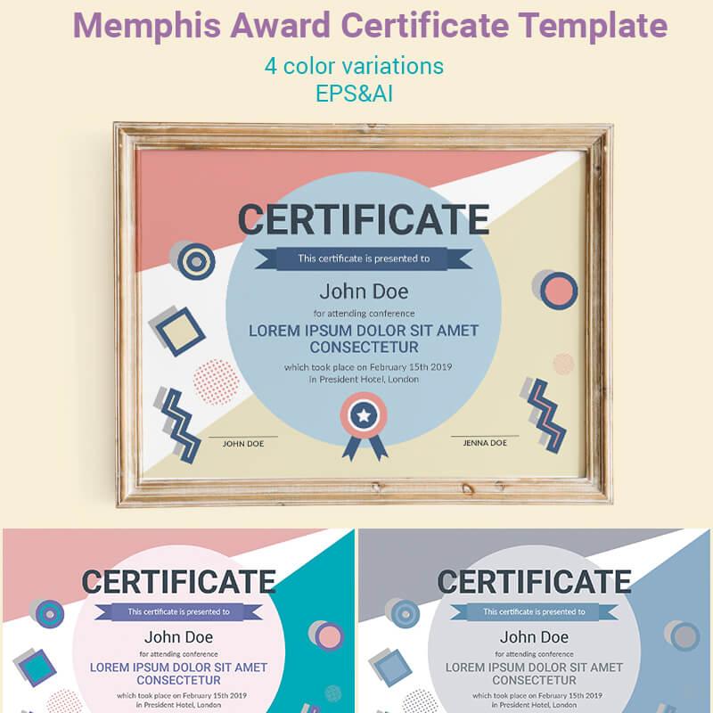 Memphis Award
