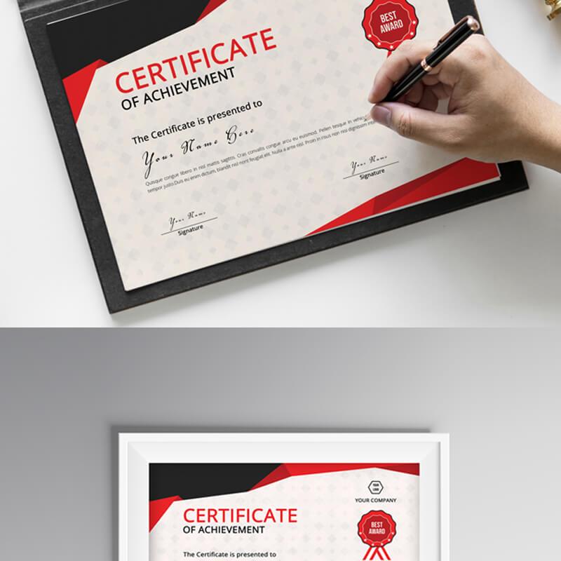 Red&Gray Achievement