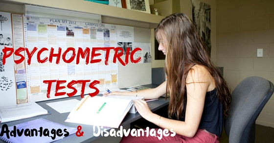 Advantages of psychometric tests in recruitment