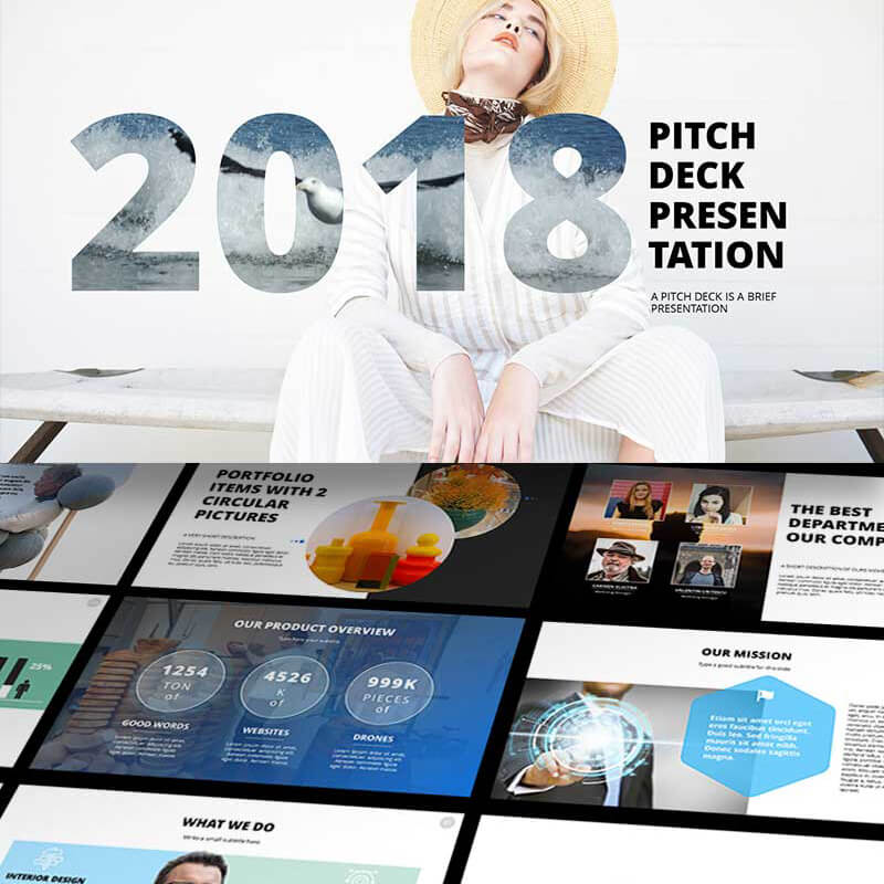2018 Pitch Deck