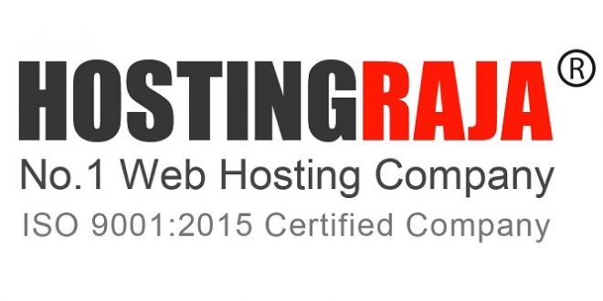 choose HostingRaja as your website hosting provider