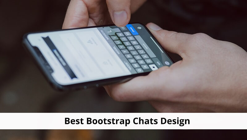 Bootstrap Chats